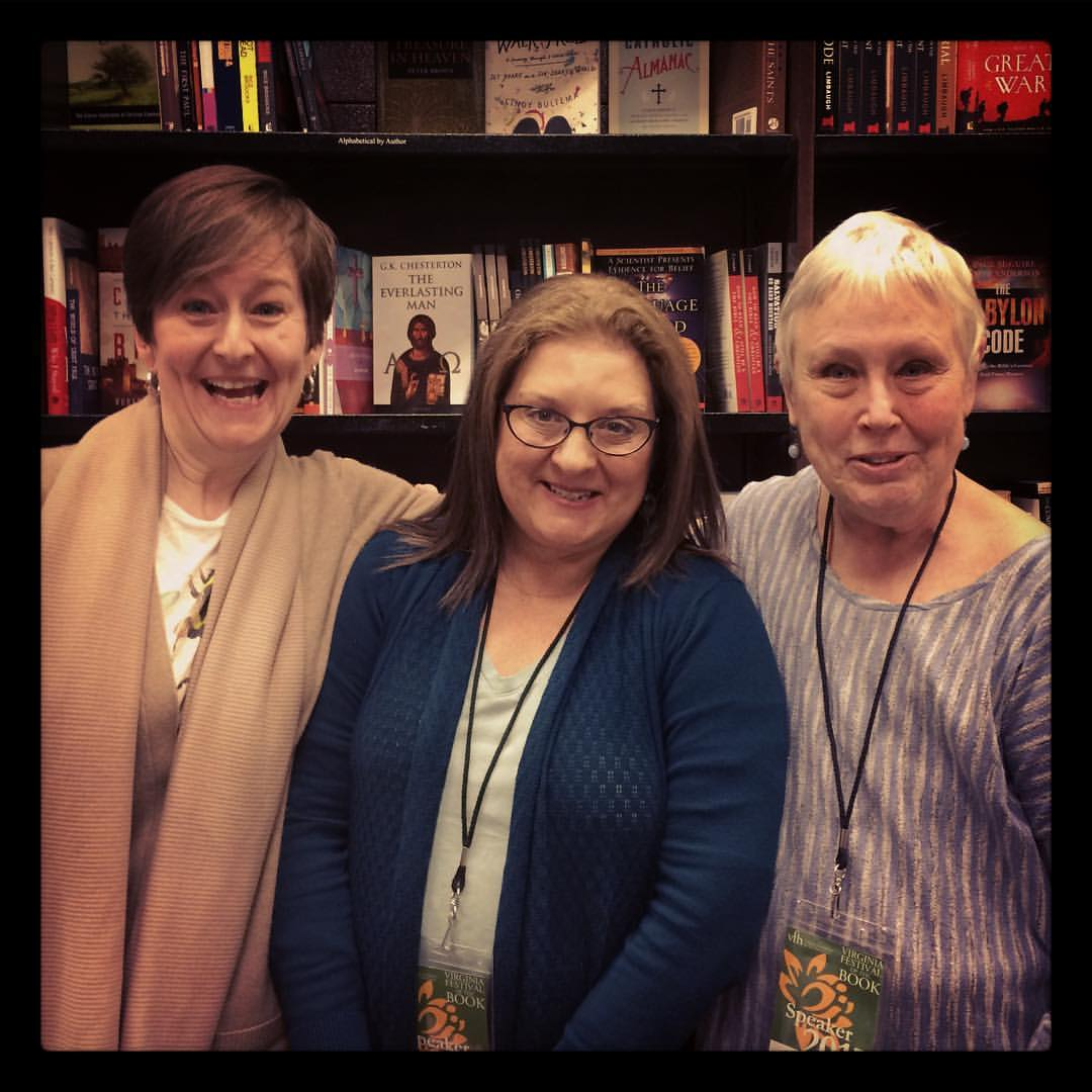 072 – Virginia Festival of the Book, Sheri Castle, Rhubarb, Ronni Lundy, Victuals